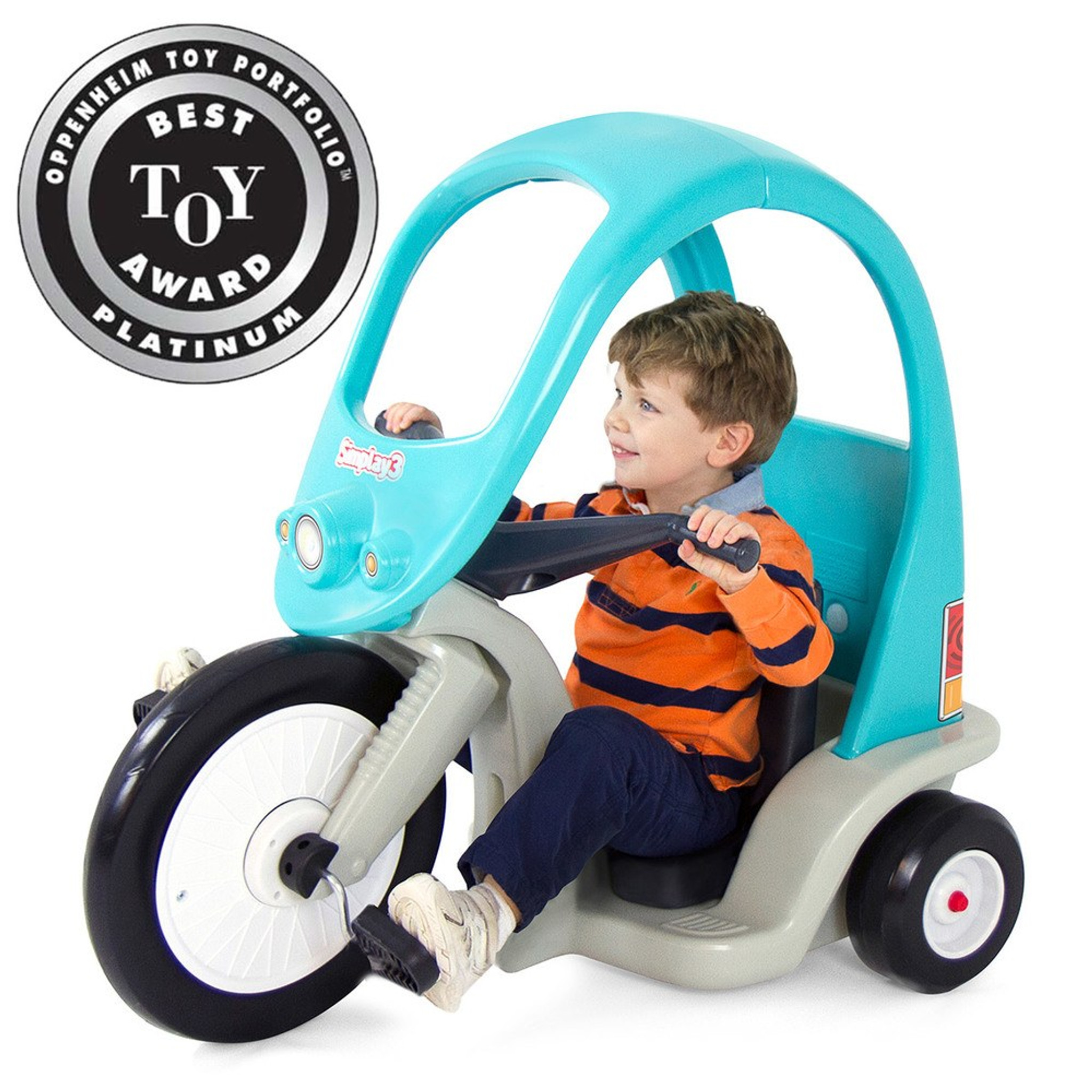 Big W Kids Chair Super Coupe Pedal Trike