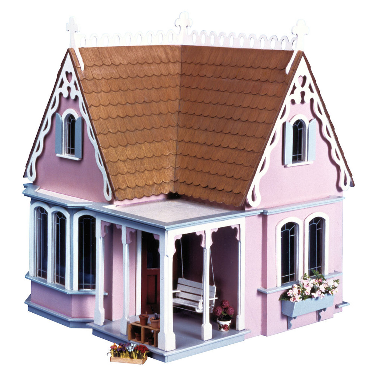 Farmhouse Coventry Coventry Cottage Dollhouse Kit
