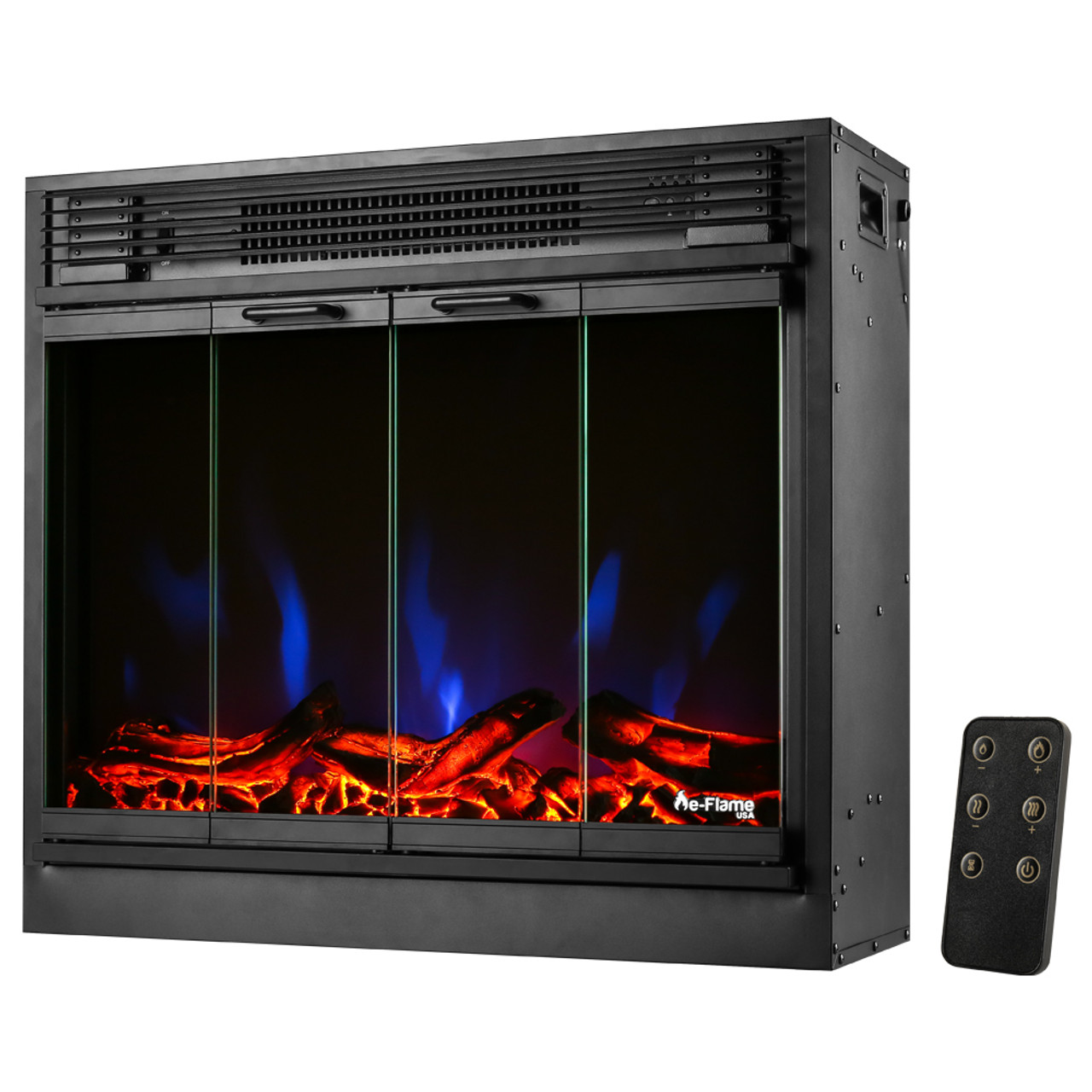 Gas Vs Electric Fireplace Pros And Cons Montreal Led Electric Fireplace Stove Insert