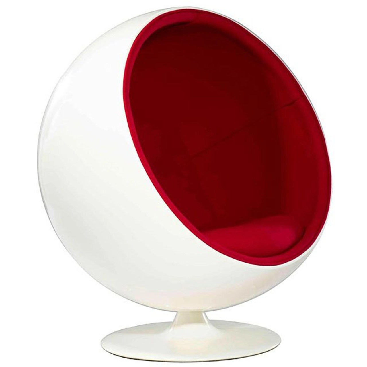Ball Chair Ball Chair Inspired By Eero Aarnio - Star Design Uk