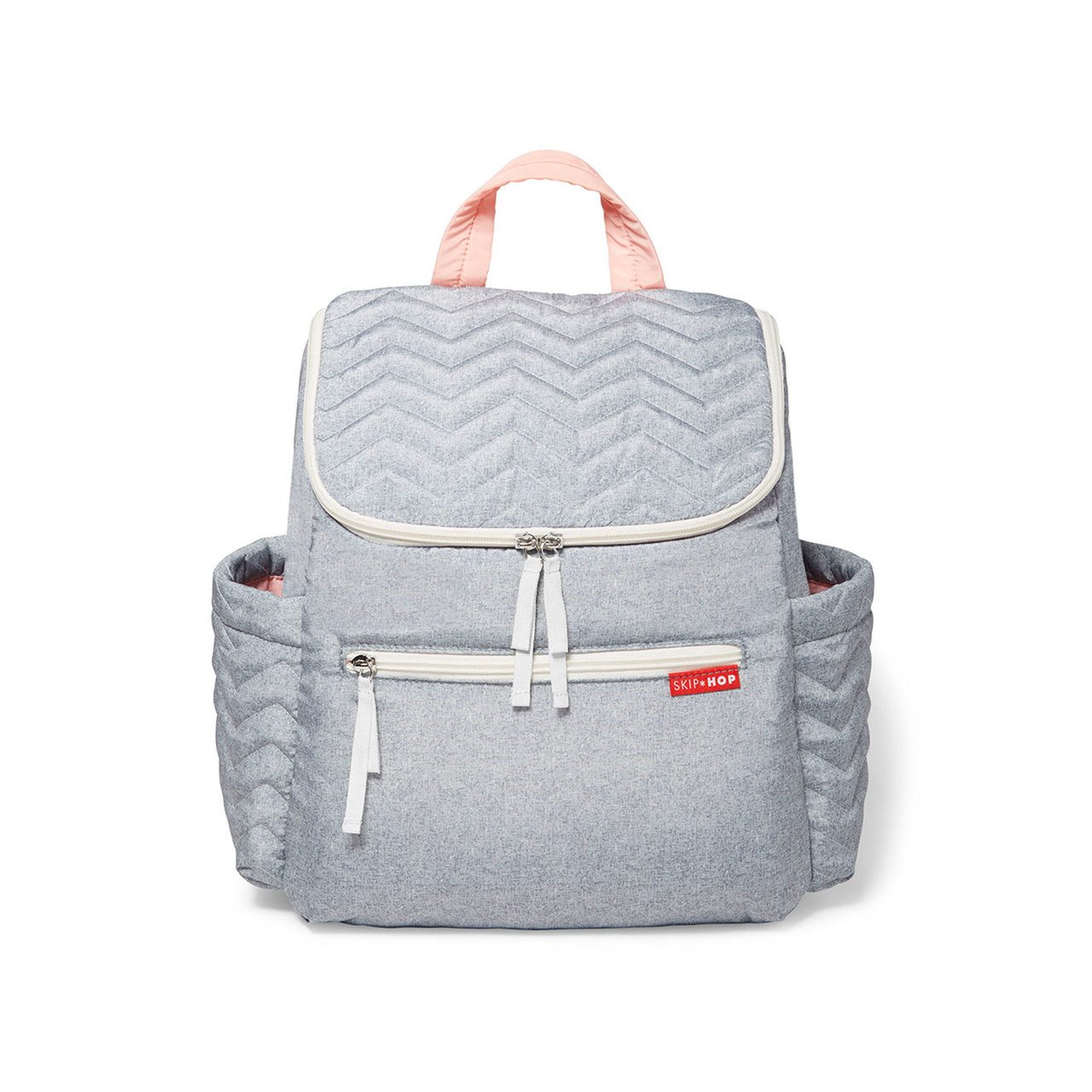 Baby Bags Online Skip Hop Five Star Mommy Backpack Dove Grey