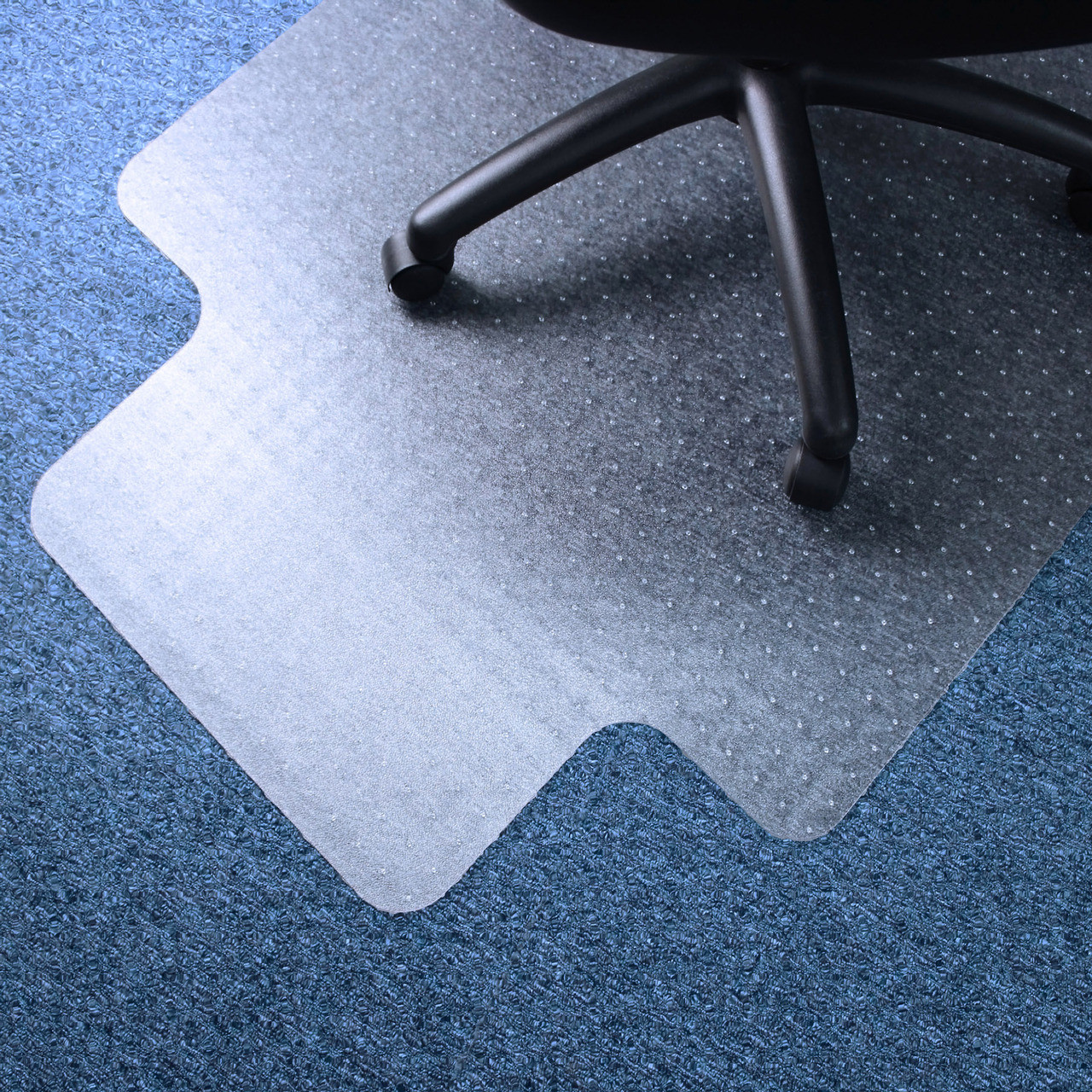 Vinyle Pvc Marvelux Vinyl Pvc Lipped Chair Mat For Very Low Pile Carpets Transparent Carpet Protector Multiple Sizes