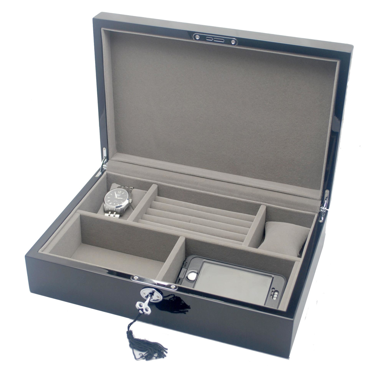 Jewellery Box Adelaide Men S Jewellery Box With 2 Watch Holders