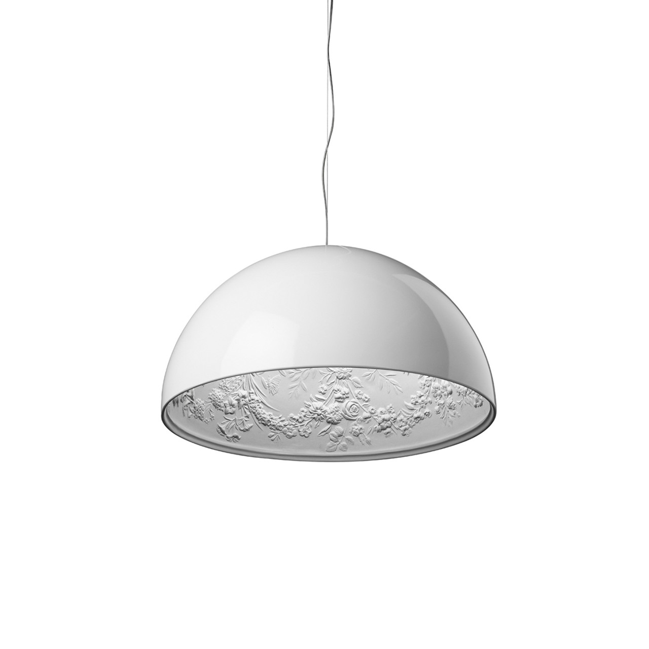 Hanging Lamp Skygarden S Pendant Dimmable Light In White Black Brown Or Gold