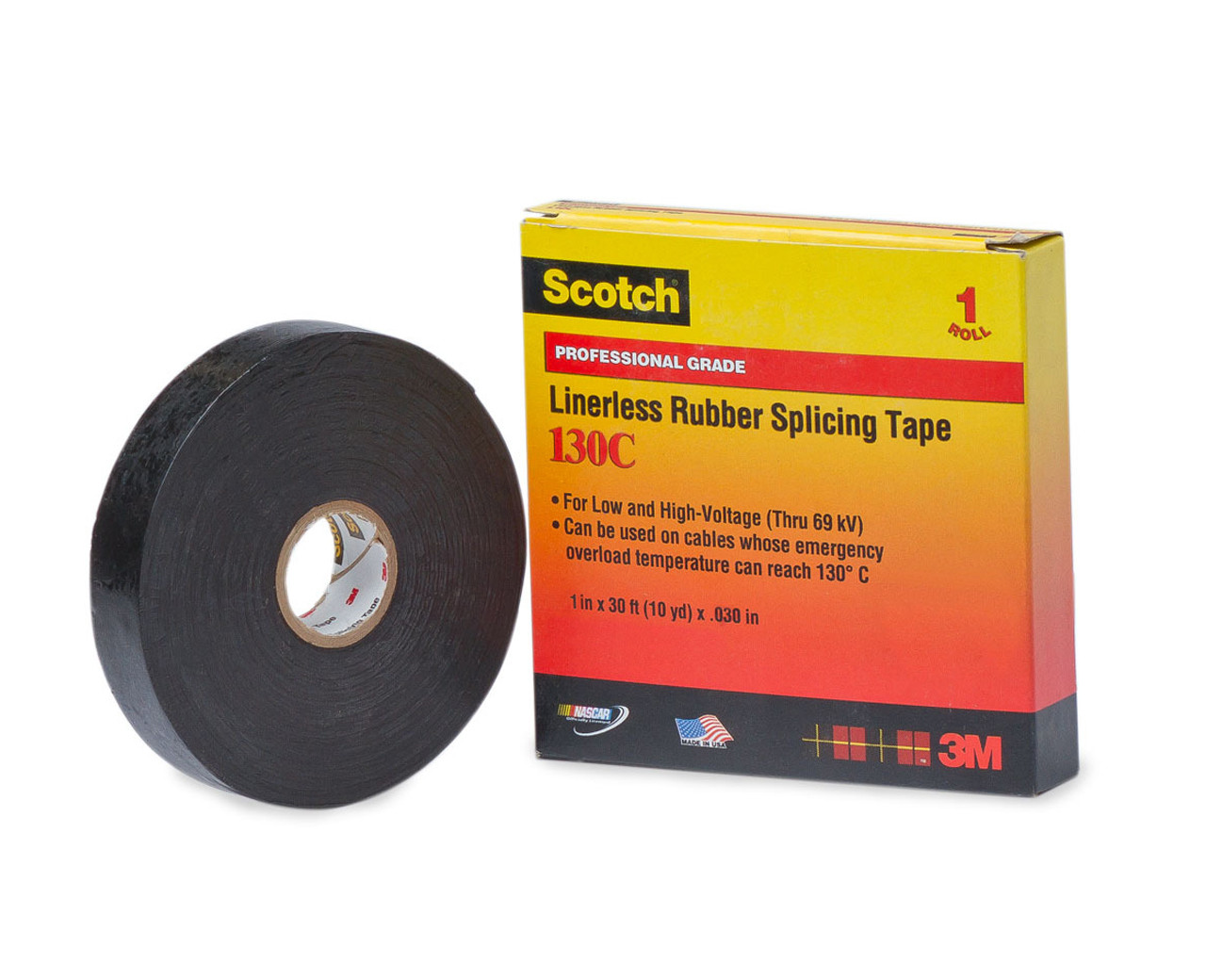 Splicing Tape 3m Linerless Rubber Splicing Tape