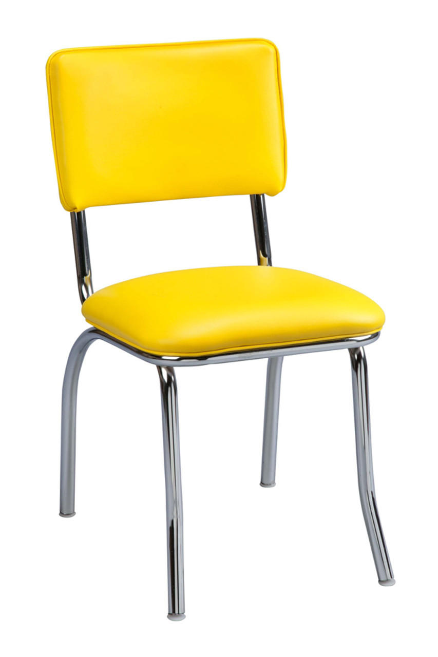 Commercial Diner Style Retro Restaurant Chair From Regal Seating
