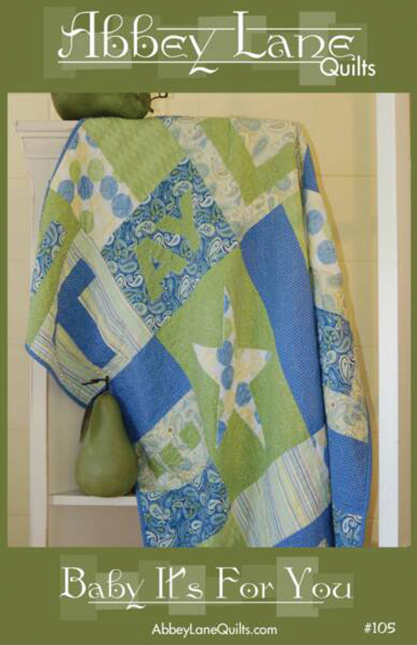 Baby Quilts.com Baby It S For You Boy 111