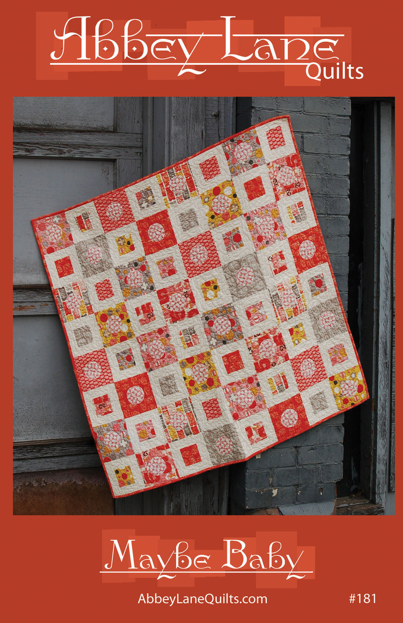 Baby Quilts.com Maybe Baby 181