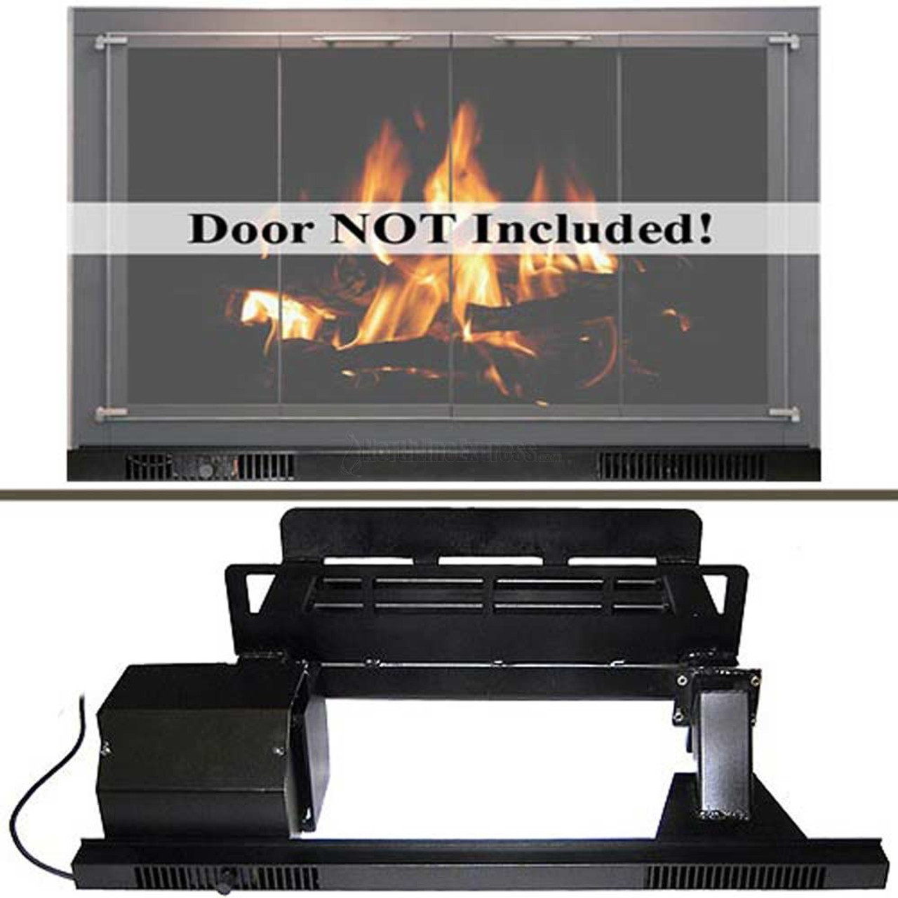 Fireplace Grate Blowers Wood Burning 22 X 20 Woodeze Wood Grate Heater With Blower
