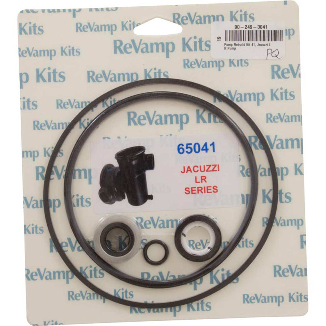 Jacuzzi Pool Pump Seal Kit Pump Rebuild Kit 41 Jacuzzi Lr Pump