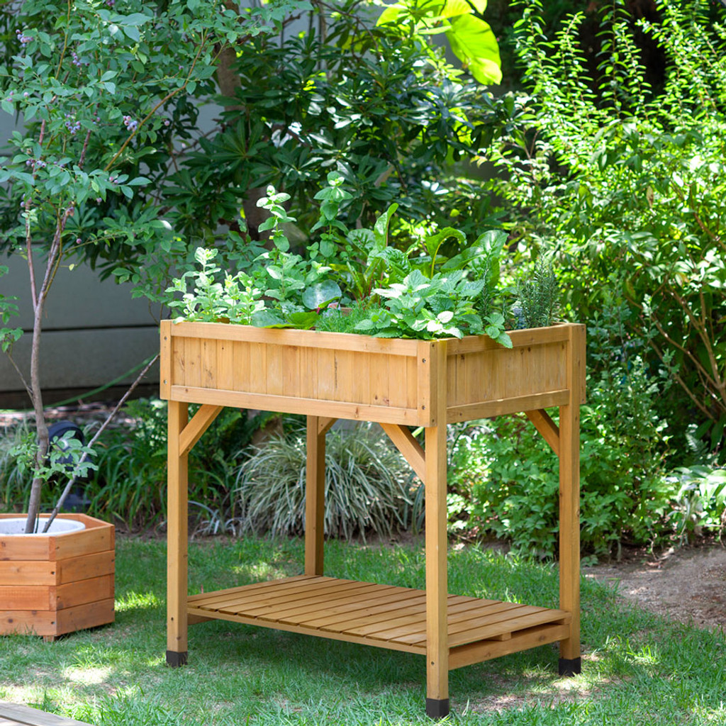 Planter For Herbs Vegtrug Herb Planter