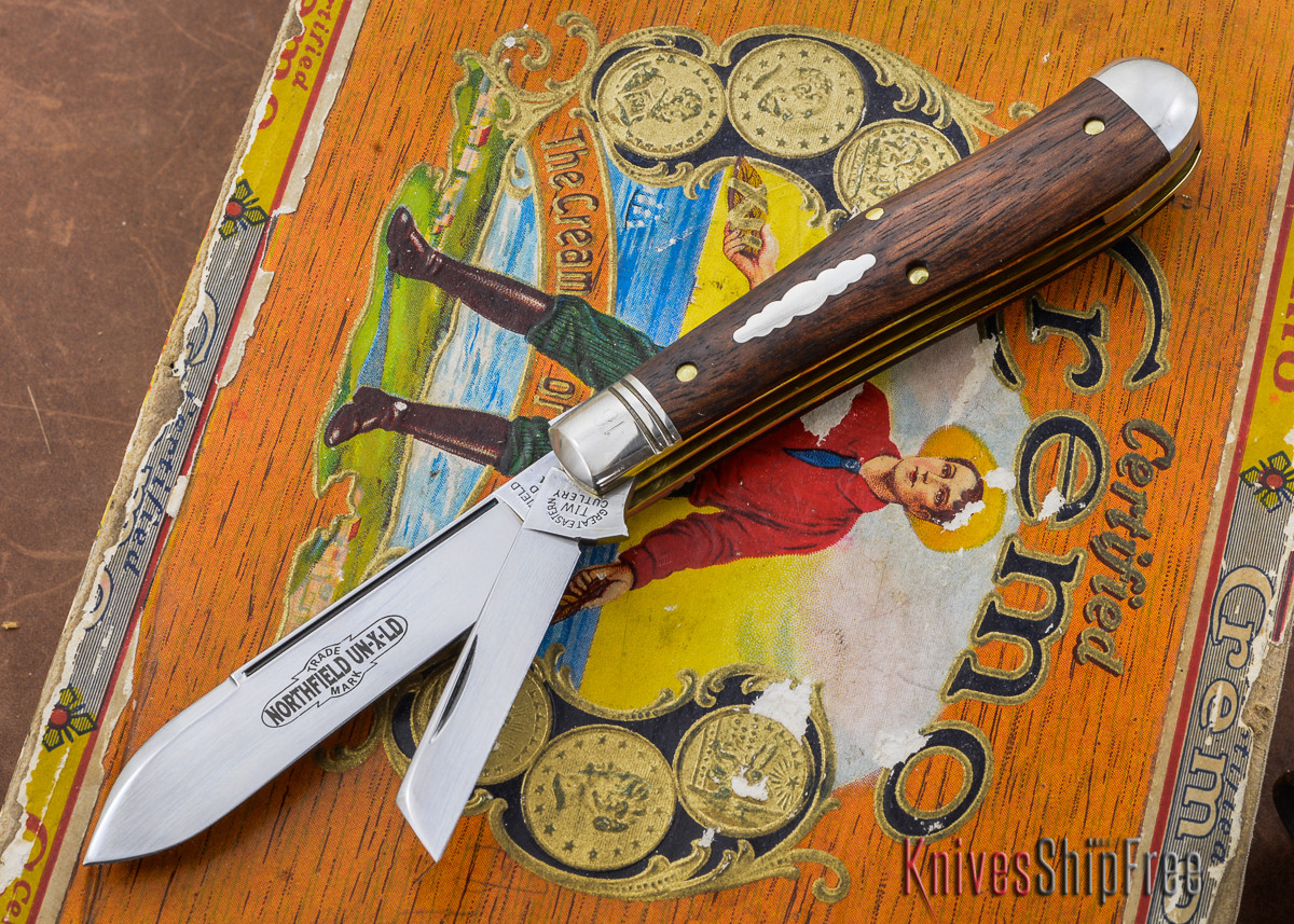 Chen Che Great Eastern Cutlery 92 Eureka Jack Northfield Che Chen Rosewood Serialized