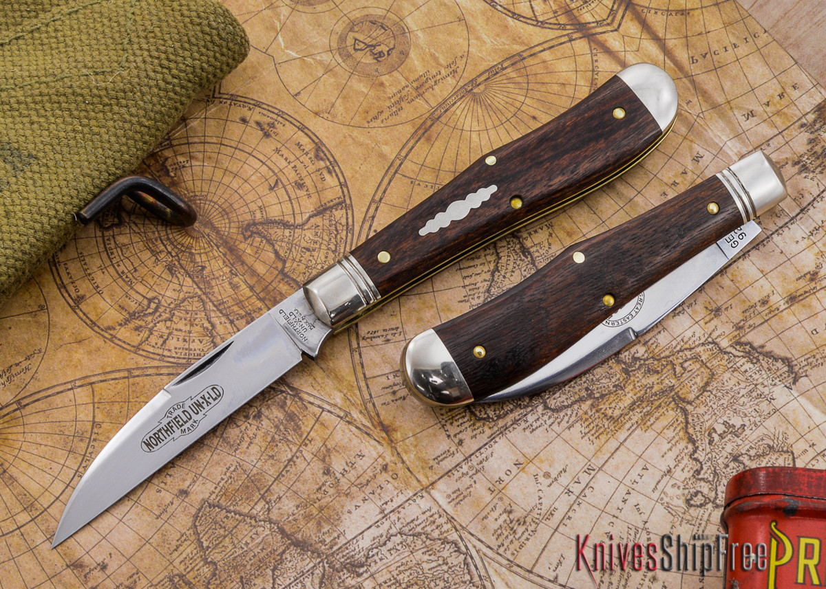 Chen Che Great Eastern Cutlery 92 Talon Northfield Un X Ld Wharncliffe Che Chen Rosewood Unserialized