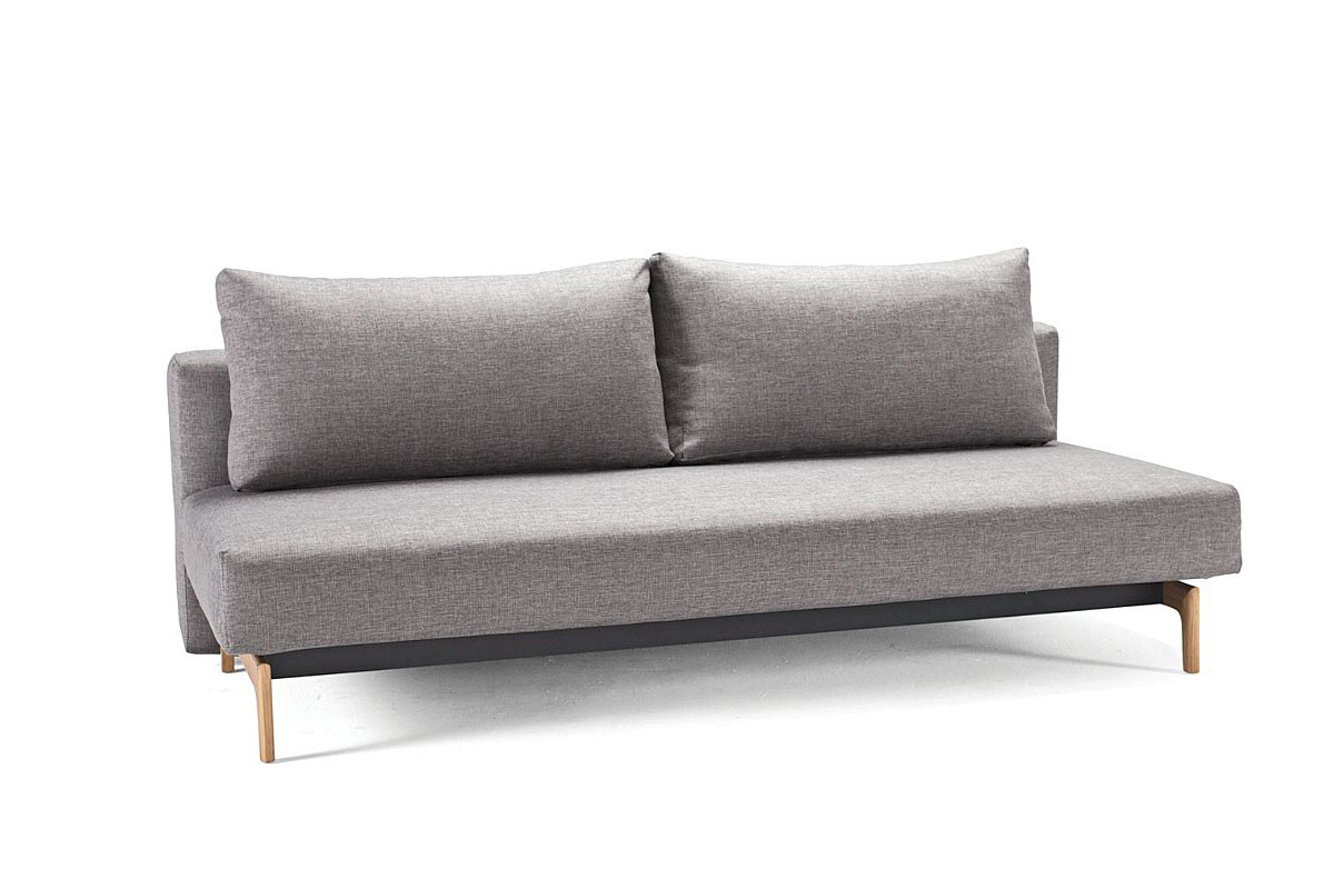 Grey Sofa Nz Trym Double Sofa Bed By Innovation