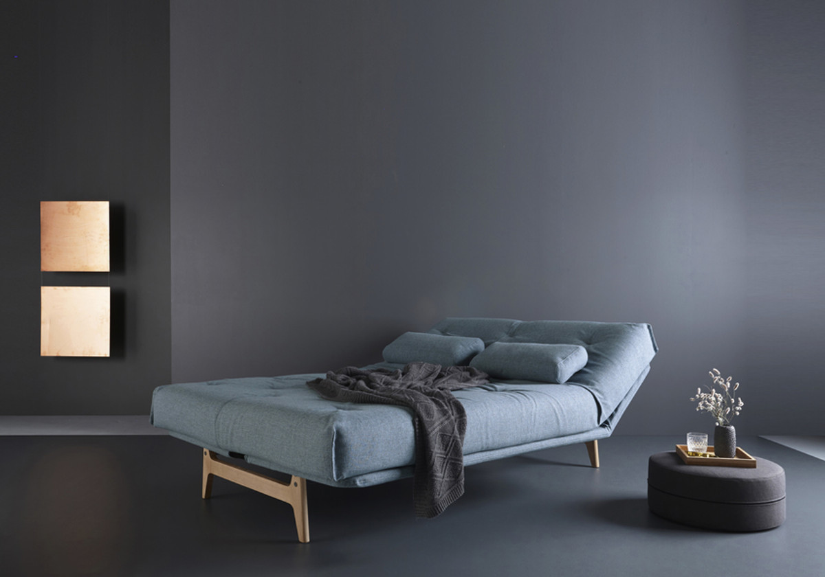 Aslak Double Futon Style Sofa Bed By Innovation Poynters