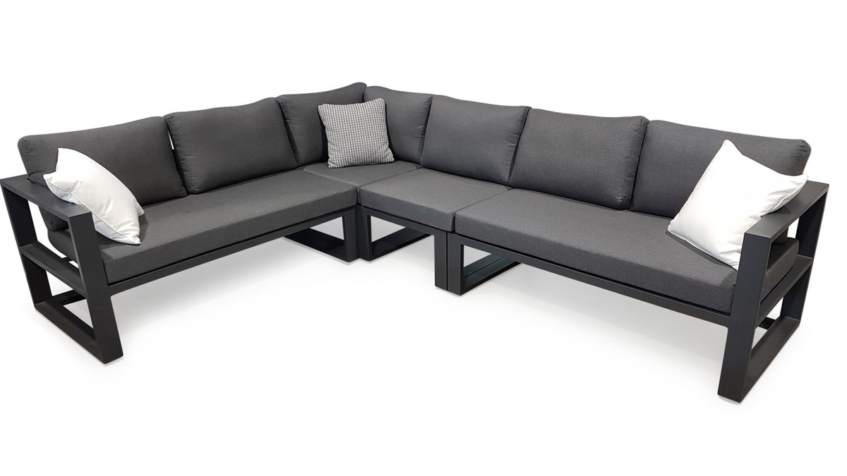 Sofa Module Belluno Modular Outdoor Corner Lounge Sofa Lounge Set