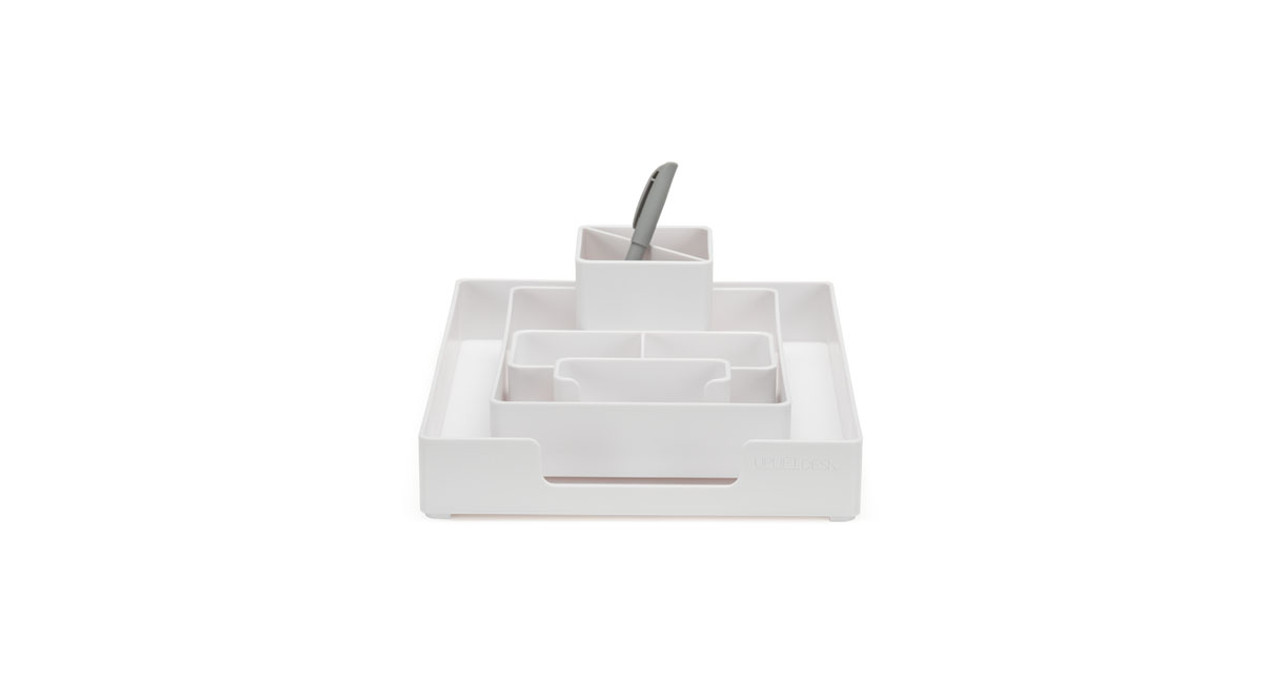 Matching Office Desk Accessories Desk Organizer Set By Uplift Desk
