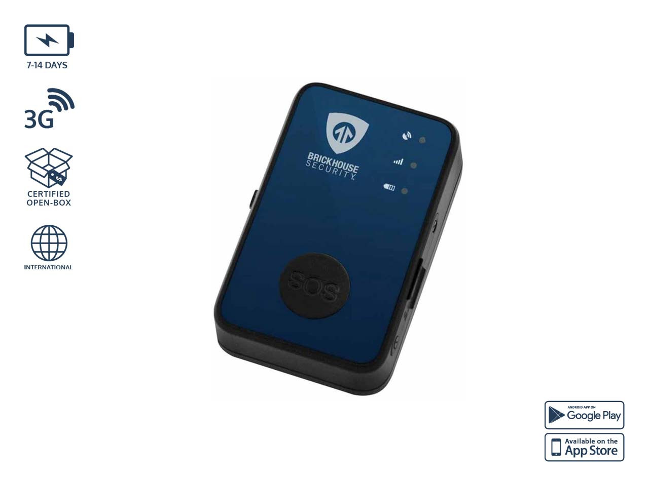 Gps Tracker Spark Nano International Open Box