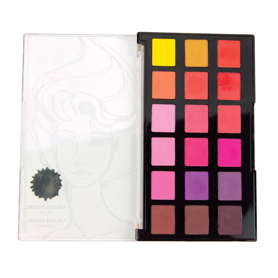 Lit En Palette Lit Up Palette Pastel Set From Making Faces By Jane Davenport