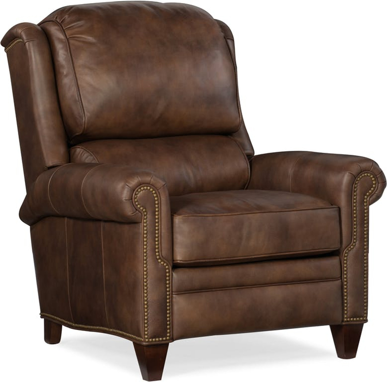 Bradington Young Leather Williams Recliner 4068