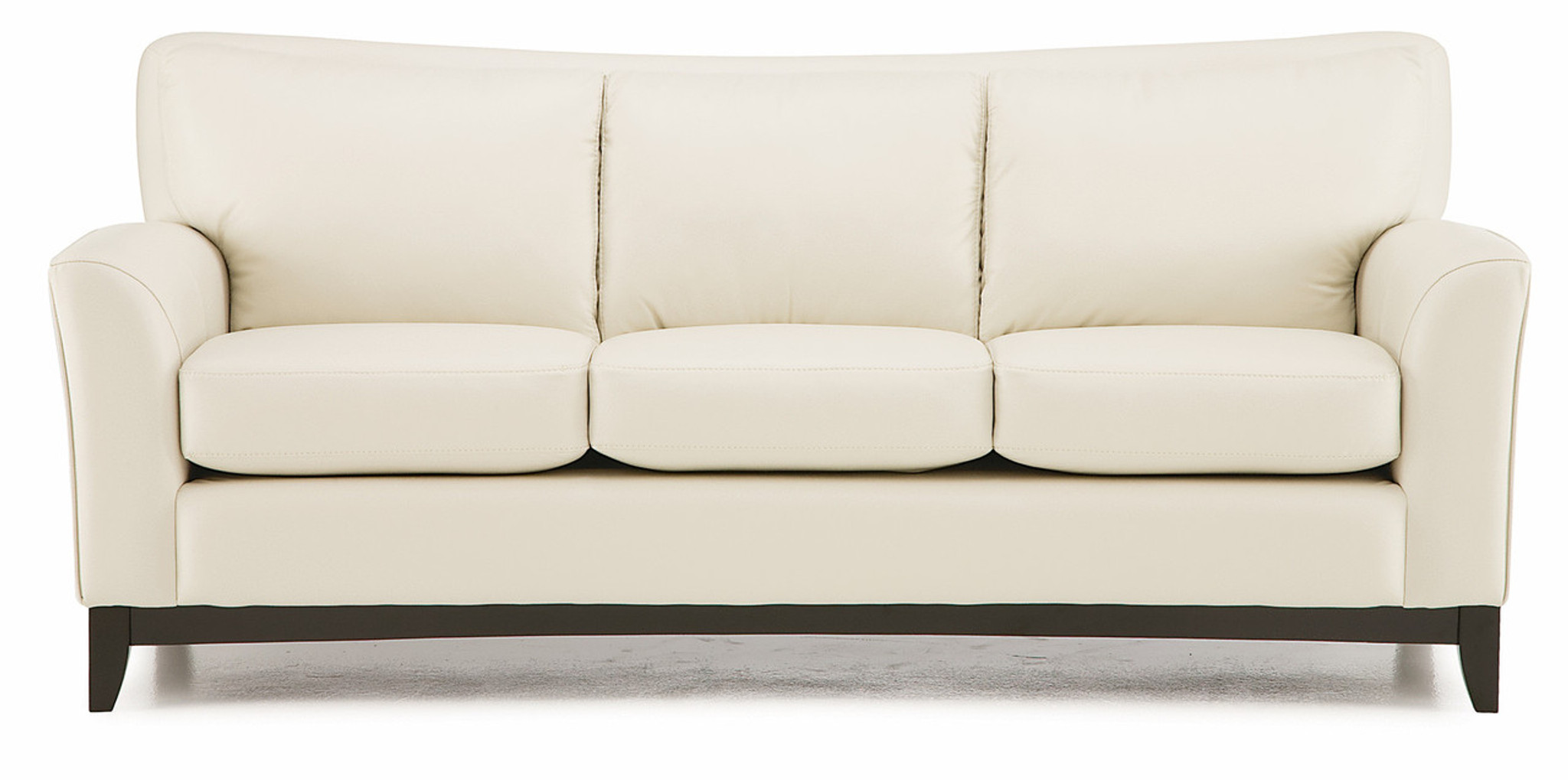 White Leather Couch Palliser 77287 White India