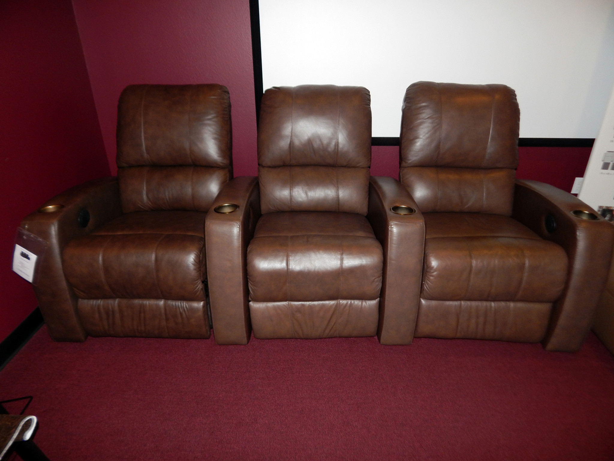 Home Clearance Clearance Palliser Pacifico 3pc Hometheater Save