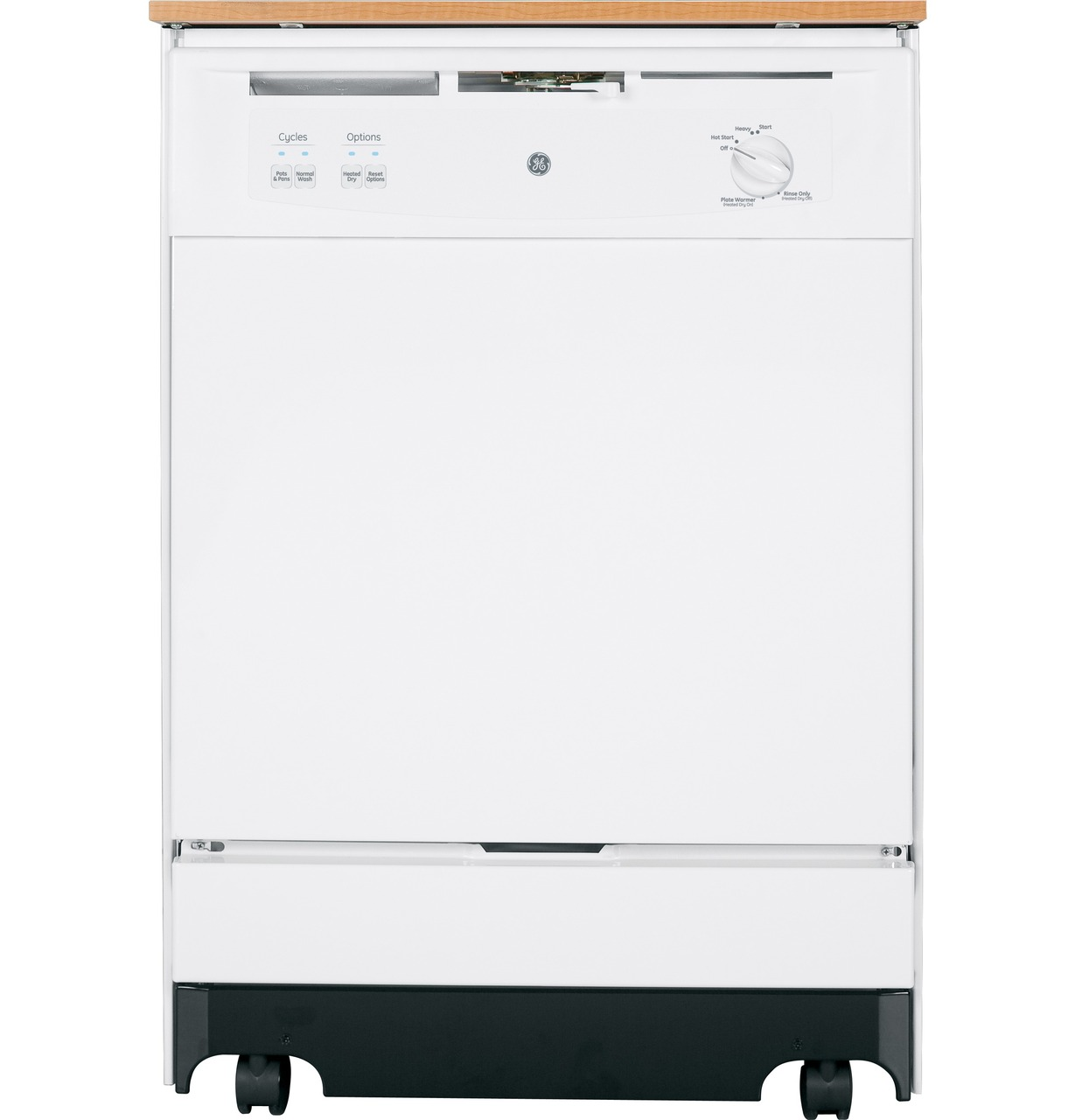 Ge Convertible Portable Dishwasher Gsc3500dww Ge Appliances