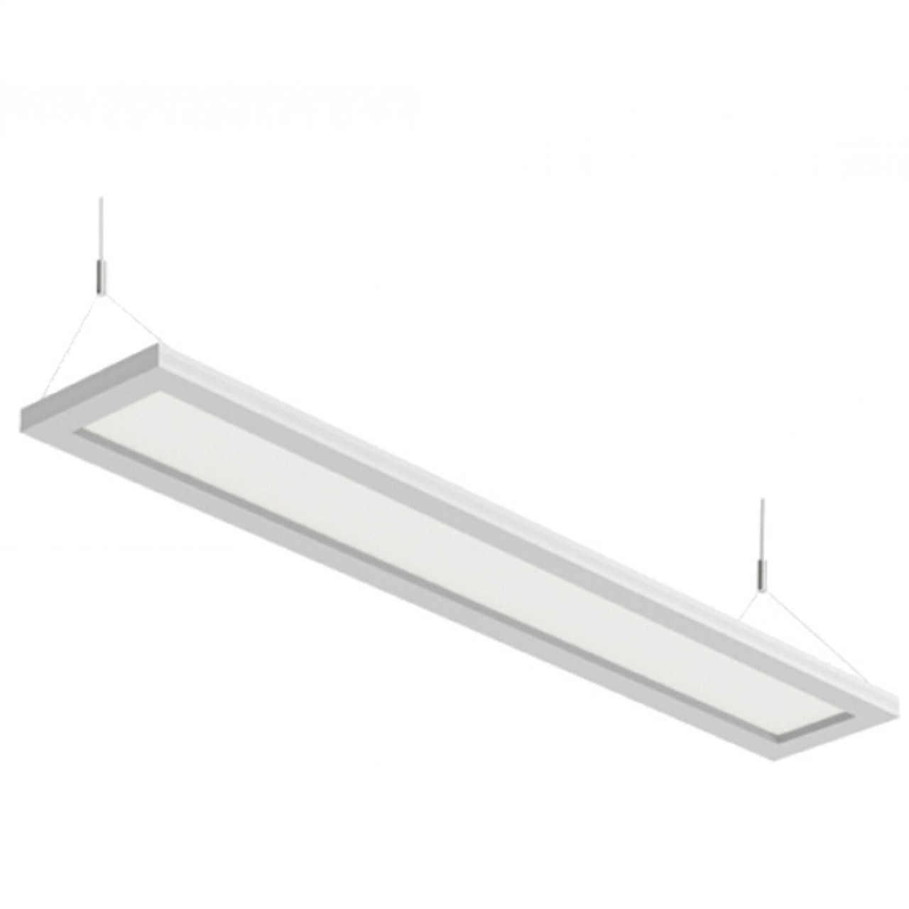 Panel Light Hanging Led Panel Direct Indirect Office Light 4ft 40w