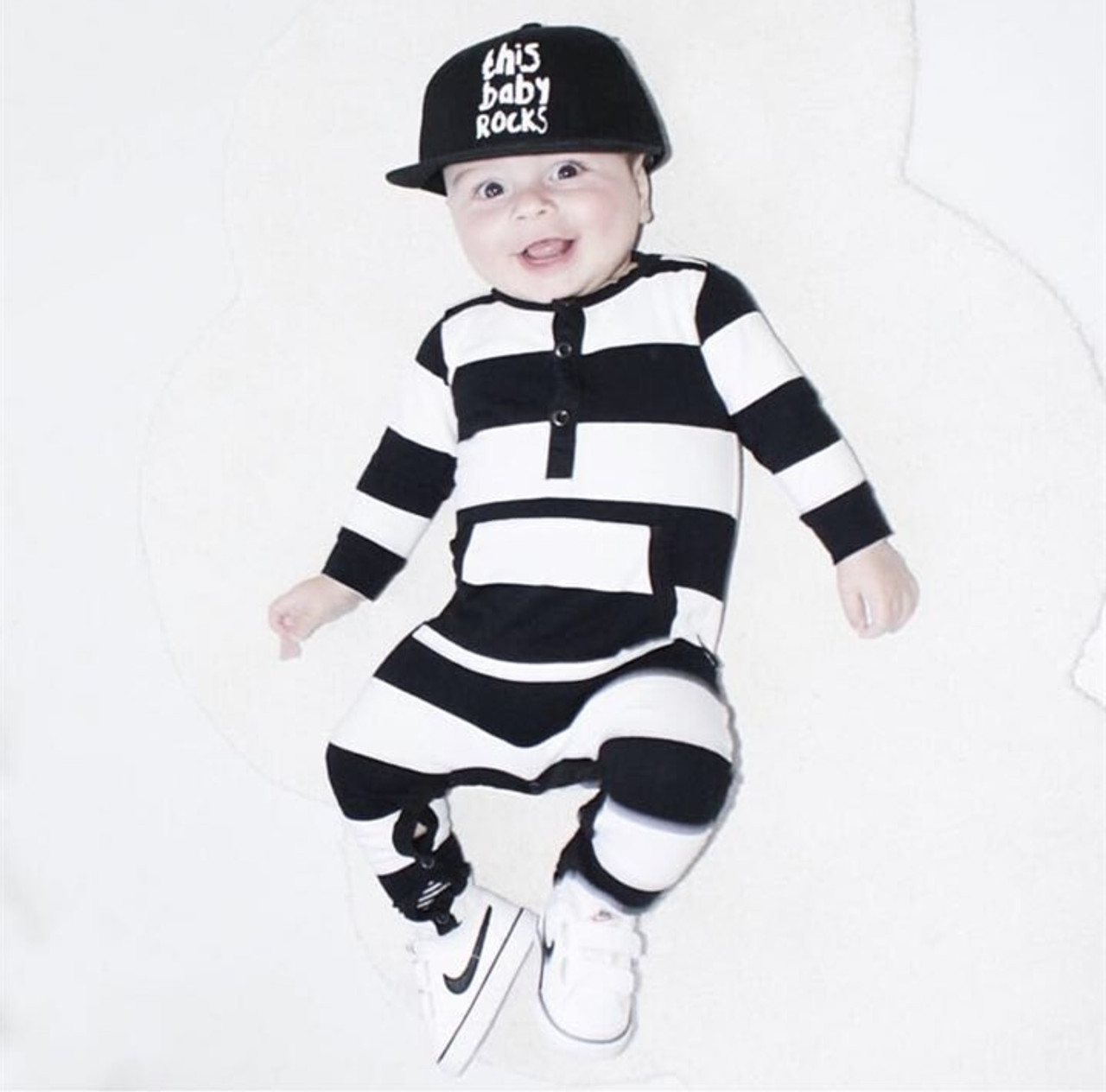 Newborn Infant Outfits High Quality Baby Rompers Spring And Autunm Baby Boy Clothes Newborn Baby Girl Jumpsuit Kids Clothing Infant Wear