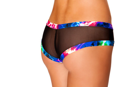 Jv Ff841 Rave Band Mesh Short
