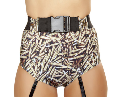 Roma Costume R 4700 Belt With Fastener Buckle