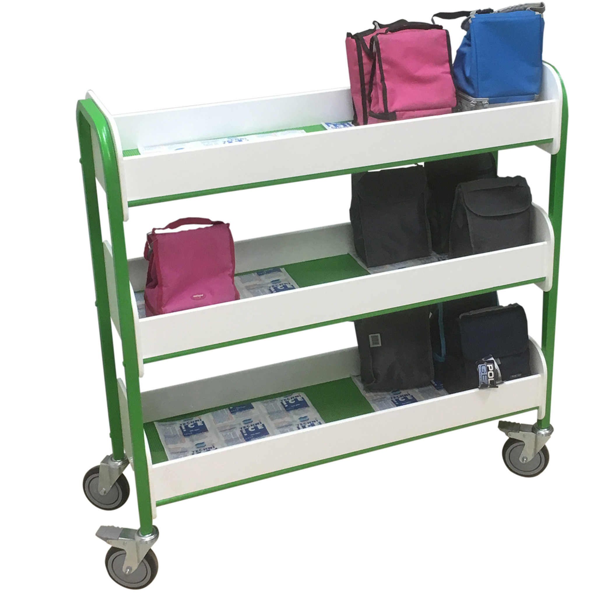 A Frame Trolley Cool Lunch Box Trolley 3clbj