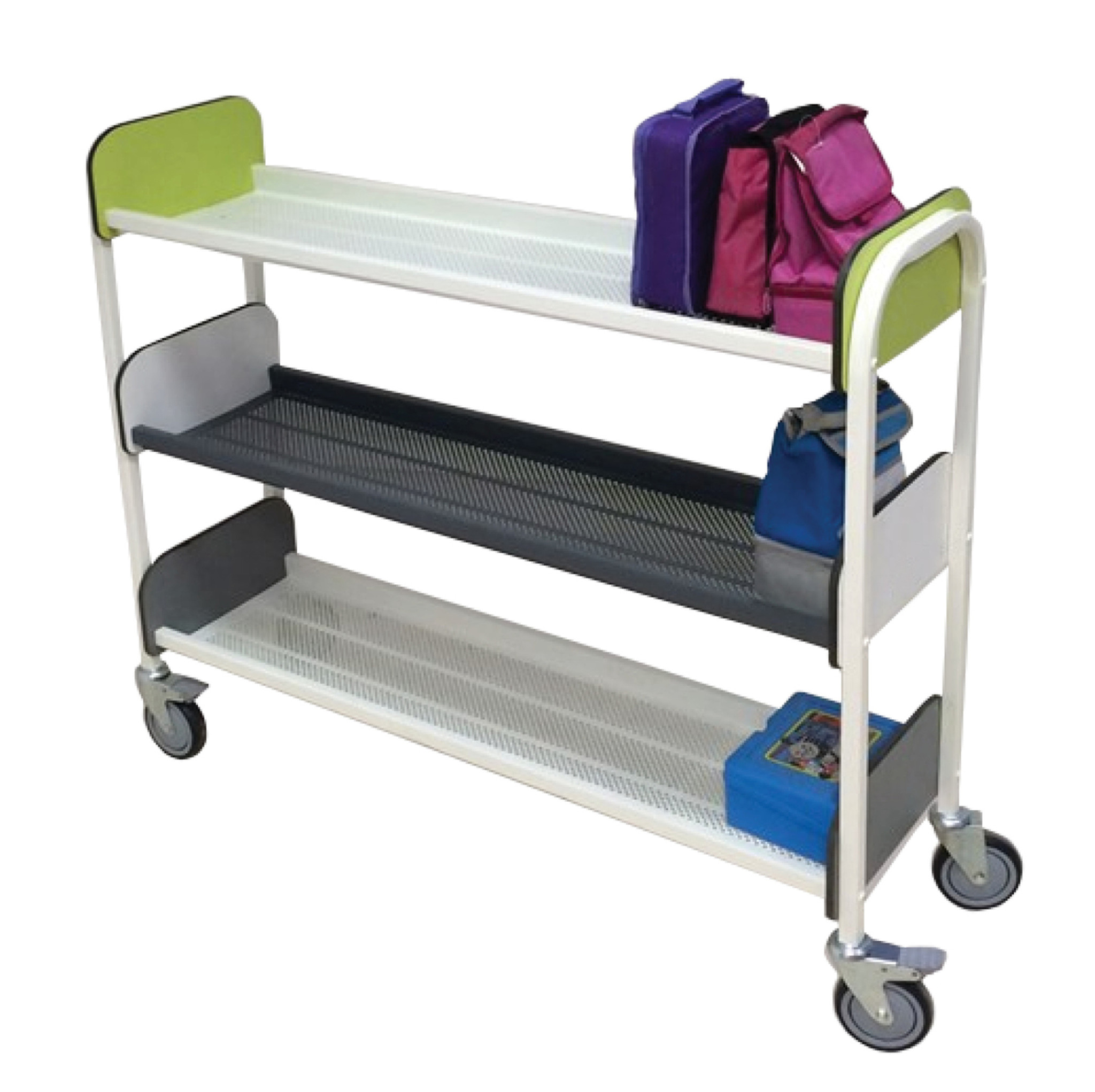 A Frame Trolley Aqua Smart 30 Box Trolley As30n