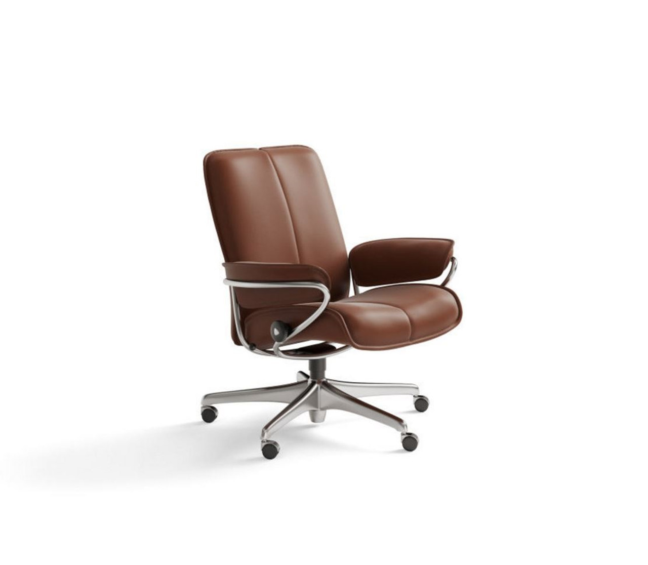 Stressless Nordic Legcomfort Stressless City Office Chair Low Back
