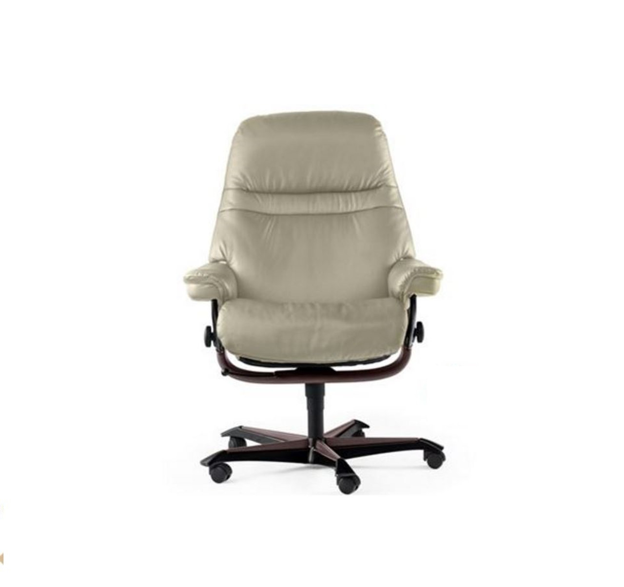 Stressless-world.com Ekornes Stressless Sunrise Office Chair Clearance Priced Model