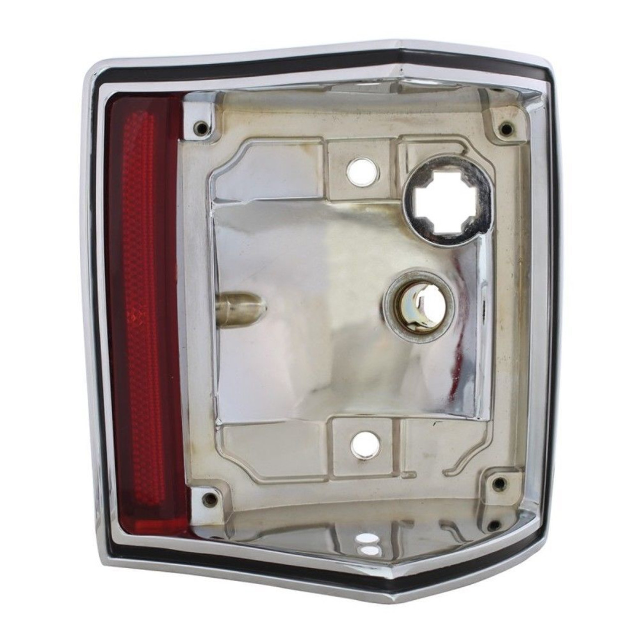 1970 El Camino Led Tail Lights 1970 72 El Camino Station Wagon Chrome Tail Light Housing Right Passenger