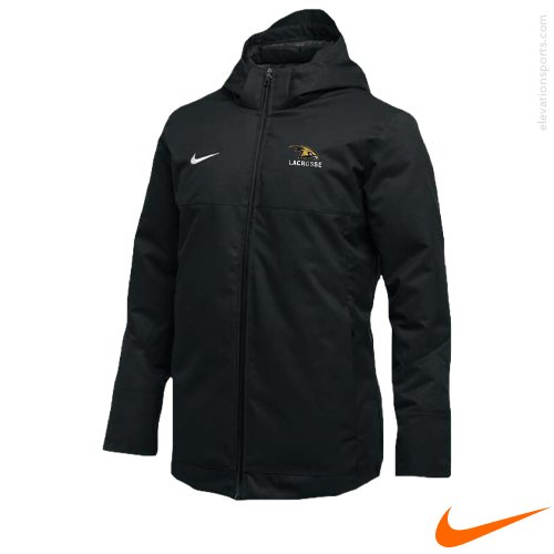 Nike Fleece Parka Custom Nike Down Filled Parka Elevation Sports