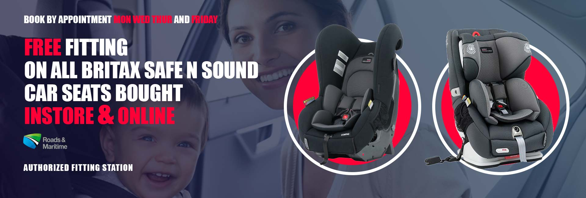 Baby Car Seat Fitting Service Fitting Services Car Seats Baby Barn Discounts