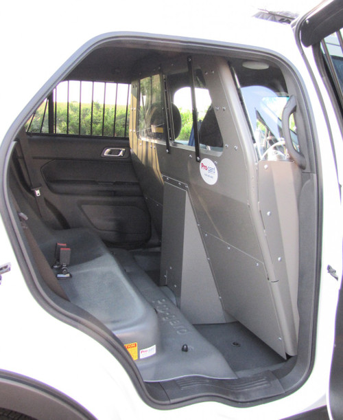 Rear Facing Car Seat More Legroom Police Vehicle Cages Police Vehicle Partitions Front