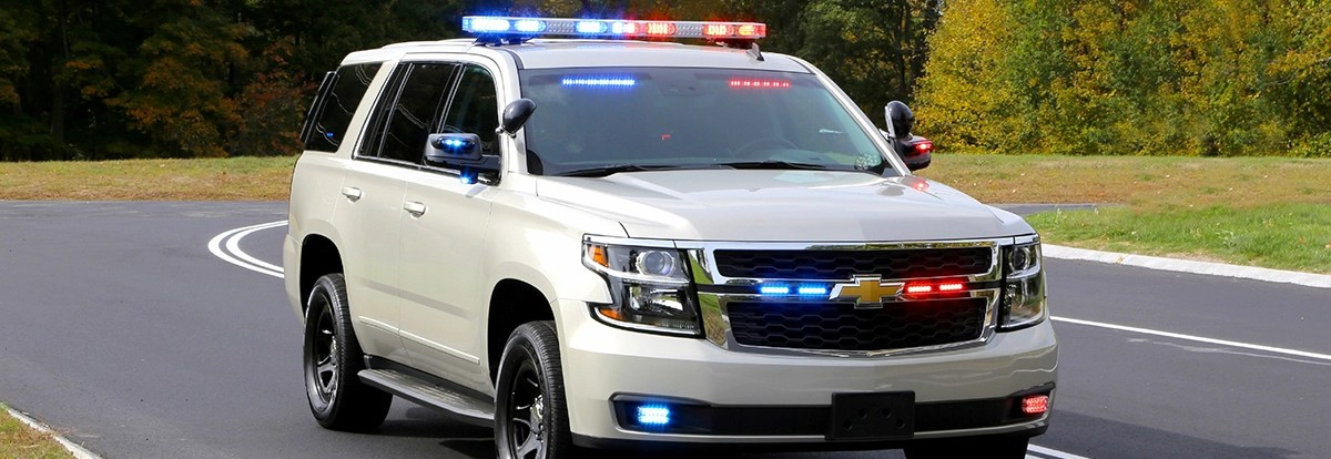 Tahoe 2015-2019 Police Lights and Emergency Vehicle Equipment