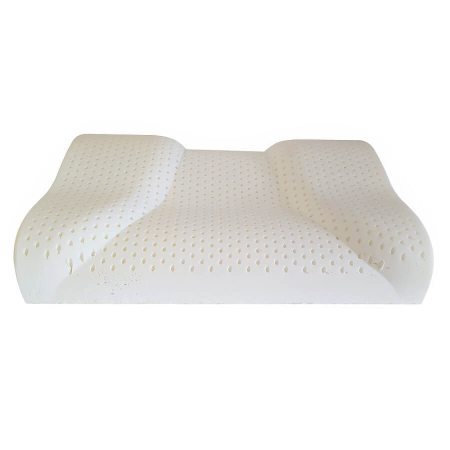Latex Pillow Side To Back Special Contour Pillow