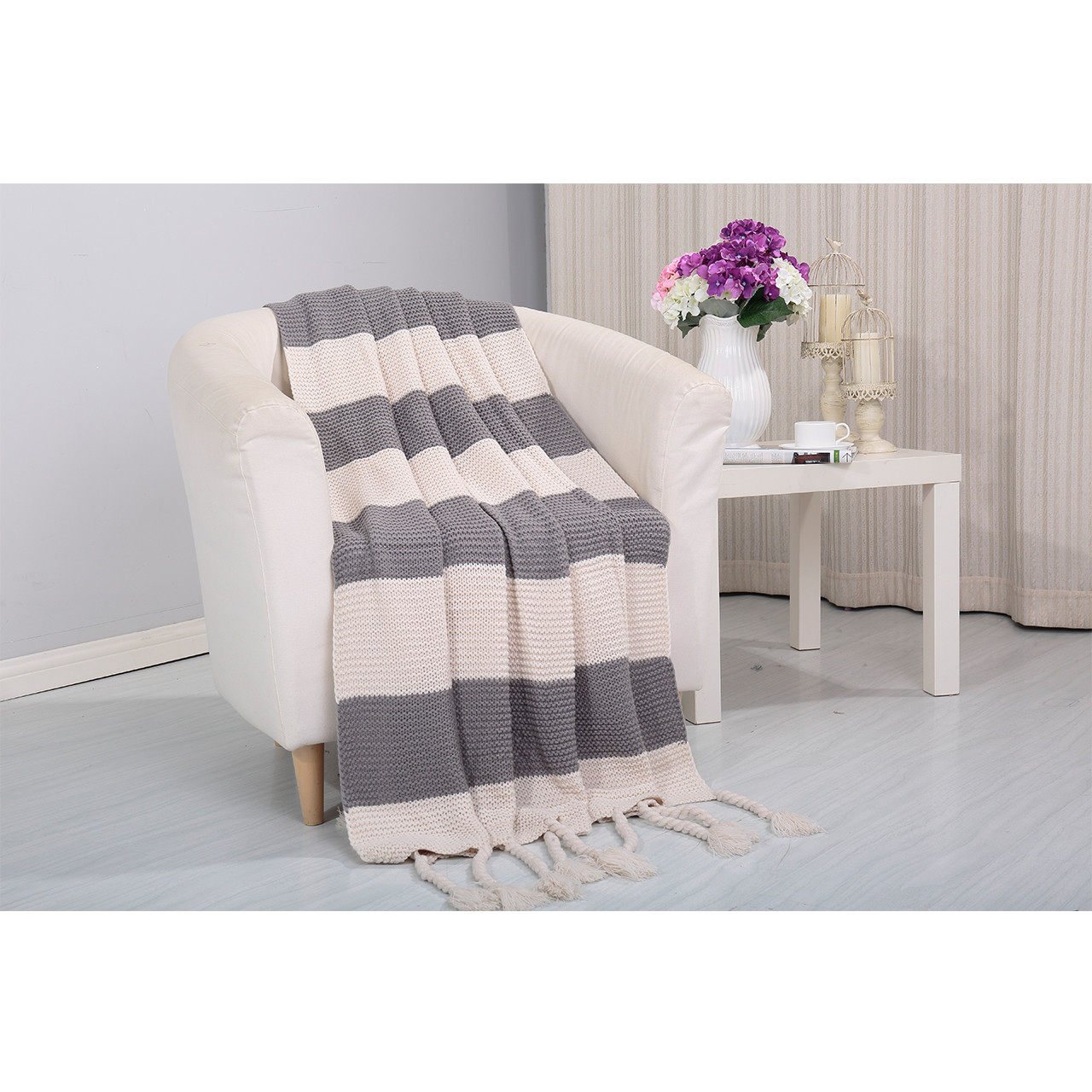Sofa Throws Knitted Vintage Knitted Throw Couch Cover Sofa Blanket 50x60