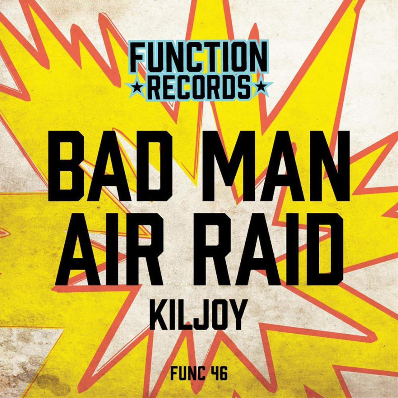 Vinylboden Bad Kiljoy Bad Man Air Raid 12