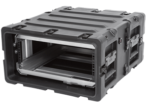 Free Shipping Skb 4u Removable 20quot Shock Rack