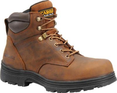Carolina Men39s Ca3526 6quot Waterproof Steel Toe Work Boot