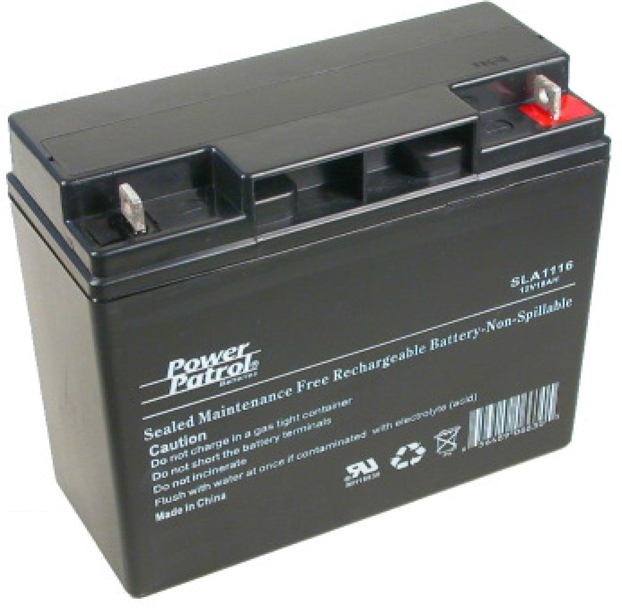 Interstate Batteries Sla1161 12v 44ah Deep Cycle Agm Battery - 12v Batterie