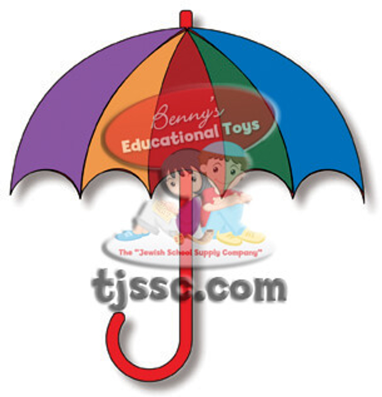 Colorful Umbrella Card Board Great Pricing At Benny S