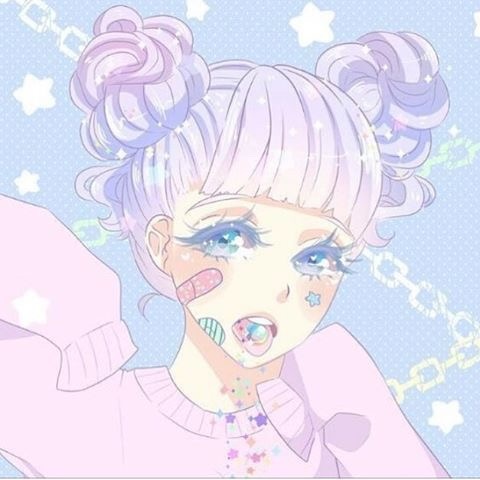 Cute Matching Computer Wallpapers I M A Goner 💫 Aesthetic Pastel Anime Animegirl Manga