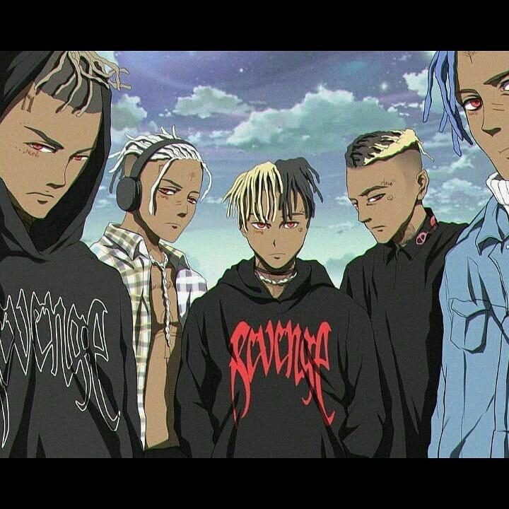 Windows Anime Wallpaper 1000 Awesome Xxxtentacion Images On Picsart