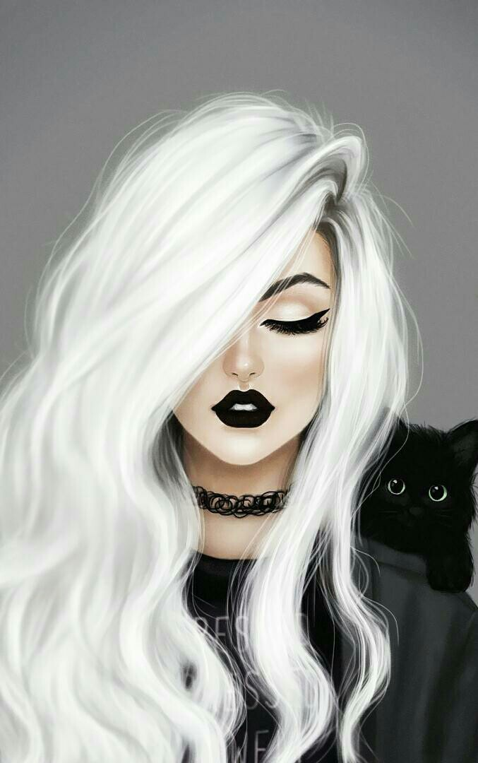 Wallpaper Drawing Girl 1000 Awesome Girly M Images On Picsart